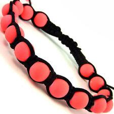Bracciali di bigiotteria perle rosa