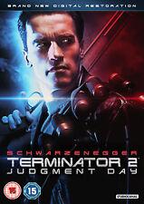 TERMINATOR 2 REMASTERED (DVD) (New)