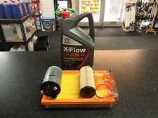 SEAT ALHAMBRA 1.9TDI SERVICE KIT OIL AIR FUEL FILTERS - AUY BVK COMMA XFLOW