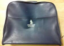 Mega Rare Vintage Singapore Airlines SIA Travel Briefcase Bag (A717)