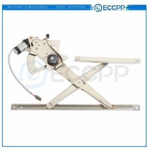 For 1991-2001 Ford Explorer Front Right Power Window Regulator With Motor
