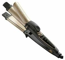 New listing CREATE ION Straight and Curling Iron 1.25 Inch / 32mm with Dual Voltage from Jap