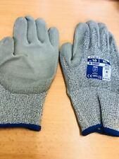 Portwest Grey Cut 3 PU Palm Safety Gloves, A622 EU SIZE 9/L and 10/XL