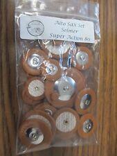 Alto Sax Pad Set- Selmer SA-80