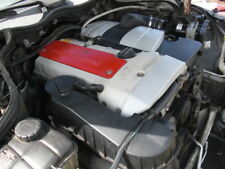 2002 MERCEDES W203 C230 2.3L SUPERCHARGED ENGINE MOTOR 4 CYLINDER 74K MILES OEM