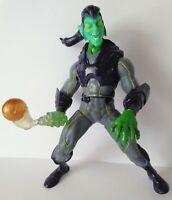"2012 MARVEL SPIDERMAN GREEN GOBLIN ACTION FIGURE 6"" Hasbro"