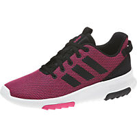 Adidas Kids Shoes Running Cloudfoam Racer TR Girls Fashion Trainers New B75659