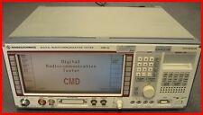 Rohde & Schwarz - CMD55 GSM / DCS / PCS Funkmessplatz