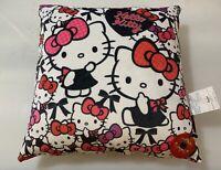 """Hello Kitty X Dearisimo Pillow 17""""x17"""" Polyester Fiber"""