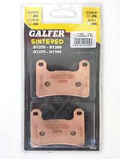 HH Sintered Compound Brake Pads Galfer FD325G1370 Select Motorcycle Models