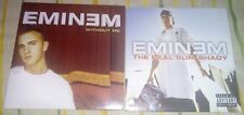 eminem lot cd without me real slim shady marilyn manson promo walk on water