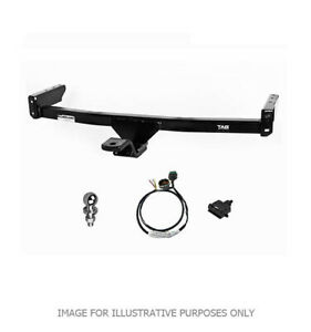 TAG Towbar to suit Holden Shuttle (1982 - 1991) Towing Capacity: 1000kg