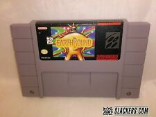 EarthBound (Super Nintendo Entertainment 1995) SUPER RARE!! NES RPG Authentic!