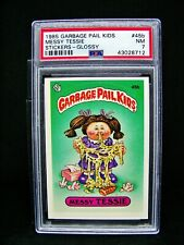 GARBAGE PAIL KIDS 1985 2nd Series #45b Messy Tessie GLOSSY 1* OS2 Grade PSA 7 NM