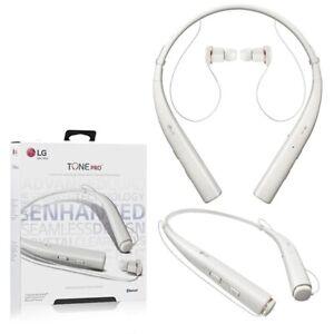 LG HBS-780.ACUSWHI Bluetooth Wireless Headset - White