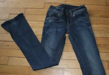G-STAR  Jeans pour Femme W 25 - L 32 Taille Fr 34  MIDGE SADDLE MID(Réf #J131)