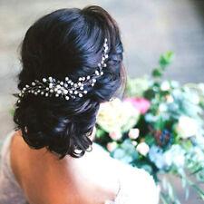 accessori capelli da sposa pettine capelli da sposa diademi gioielli perla fiore