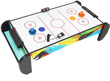 Kids Air Hockey Table - Electronic Air Hockey Table for Kids and Adults with and