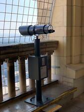 Luneta widokowa na monety / coin operated viewing telescope binocular