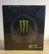 Limited Edition Monster Energy Dring Wireless Bluetooth Headphones E7 MD Pro