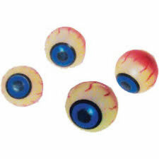 Fun World Eye Balls Spooky Body Parts Decoration - Blue Eyes