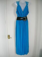 NEW W/T LADIES 12 14 16 MAXI DRESS SUMMER HOLIDAY CRUISE PARTY NIGHT OUT WEDDING