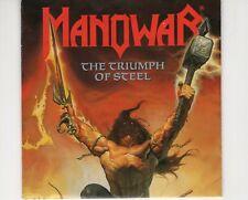 CDMANOWARthe triumph of steelFAIR  (B3677)