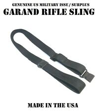 GENUINE GARAND SLING US MILITARY ISSUE SURPLUS 2 POINT WEAPON RIFLE SMALL ARMS