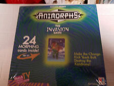Animorphs: The Invasion Game NEW SEALED Milton Bradley
