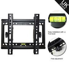 WNew Tilting Slim Plasma LED LCD Flat VESA TV Bracket Wall Mount 14-32 Inch