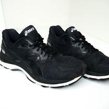 Asics Gel-Nimbus 20 Men's Black Athletic Shoes Size US 9 T800N