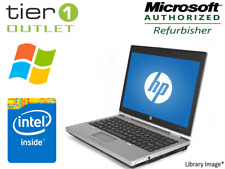 HP EliteBook 2570p i5 3360M 2.80GHz, 4GB RAM 320GB HDD Win 7 Pro Laptop WIFI