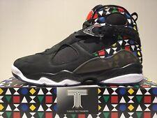 Nike Air Jordan 8 VIII Retro Q54 Quai 54 ~ CJ9218 001 ~ Uk Size 6