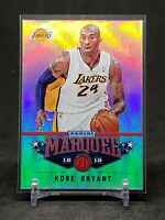 2012-13 Panini Marquee Kobe Bryant Holo Refractor, Los Angeles Lakers