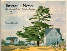ILLUSTRATED NEWS Juliana Horatia Ewing's Canadian Pictures 1867-69 New Brunswick