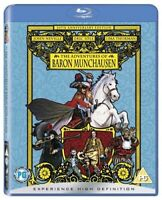 The Adventures Of Baron Munchausen Blu-Ray Nuovo (SBR11774)