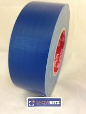 Gaffa BLUE GLOSS Gaffer duct Tape 50mm X 50m Professional MAGTAPE® Utility tape