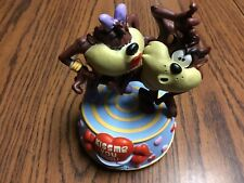 "Taz ""Kiss Me You Fool"" Musical Figurine by The San Francisco Music Box Company"