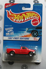 hot wheels 1/64 1997 first editions ford F-150 513