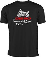 R1250 GS T-Shirt - Motiv 2, für BMW Motorrad Fans
