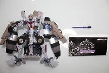 Hasbro 2009 Transformers ROTF Voyager Class MIXMASTER - LOOSE
