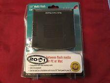 "STARTECH.COM 3.5"" MULTI FLASH CARD READER"