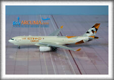 """JC Wings 1:400 Etihad Cargo Airbus a330-200F """"A6-DCE"""" XX4103"""