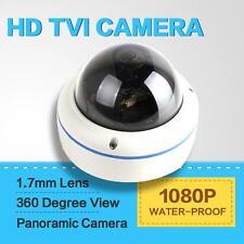 Überwachung Netzwerk IP Kamera WLAN 2MP 360° Grad Fisheye 180° Panoramic ONVIF