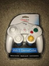 Brand New Rocket fish Wii Gamecube Wireless Controller Factory Sealed