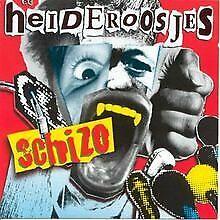Schizo von Heideroosjes | CD | Zustand sehr gut