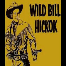 Wild Bill Hickok Old Time Radio Shows - 265 MP3s on DVD + Buy 3 Get 1 FREE