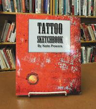 Tattoo Sketchbook Nate Powers Art kulture High Contrast Photos