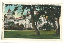 Hotel Del Coronado Motel California CA  Postcard