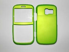PANTECH LINK 7040 FOR AT&T SOLID MINT GREEN GLOSSY COVER NEW